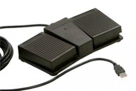 USB-Fussschalter